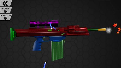 Free Toy Gun Weapon App 2.8 screenshots 3