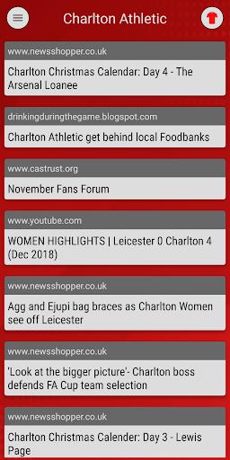 efn - unofficial charlton athletic football news screenshot 2