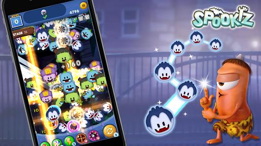Funny Link Puzzle - Spookiz 2000 1.9981 screenshots 1