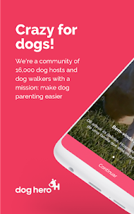 DogHero - Dog Sitters & Walkers screenshots 1