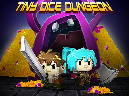 Tiny Dice Dungeon Screenshot