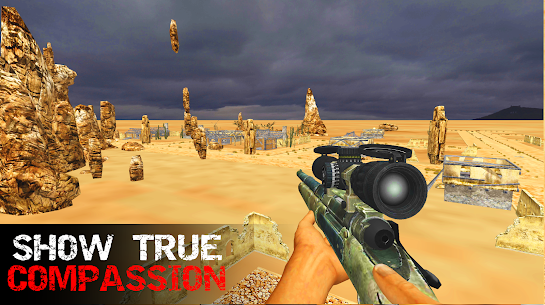 Sniper Battle – Call of Commando Shooting Games 3D For Android 1