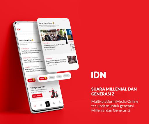 IDN App - Aplikasi Baca Berita Terlengkap 6.5.0 screenshots 1