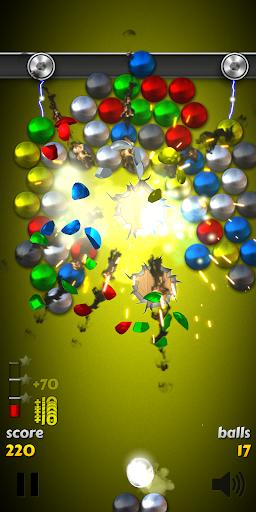 Magnet Balls Free: Match-Three Physics Puzzle  screenshots 3