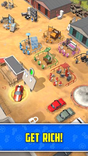 Scrapyard Tycoon Idle Game 1.1.1 screenshots 6