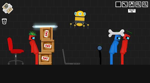 Impostor Craft Playground: Red Ragdoll 1.0.2 screenshots 3