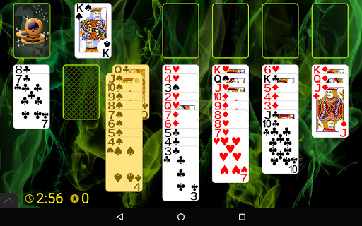 Spider Solitaire (Web rules)  screenshots 17