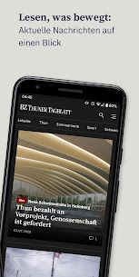 BZ Thuner Tagblatt  For Pc – Download And Install On Windows And Mac Os 2