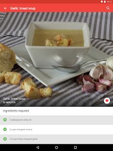 Soup Recipes - Soup Cookbook app 11.16.218 Screenshots 10