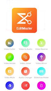 Edit Master – Video Editor & Video Maker 1.0