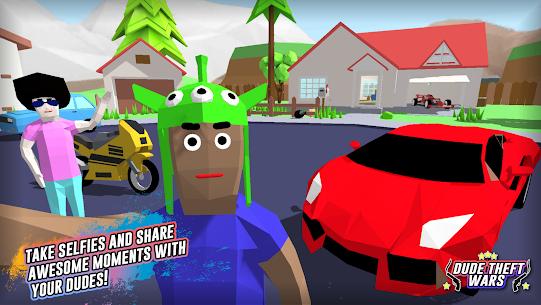 Dude Theft Wars: Online FPS Sandbox Simulator BETA 3