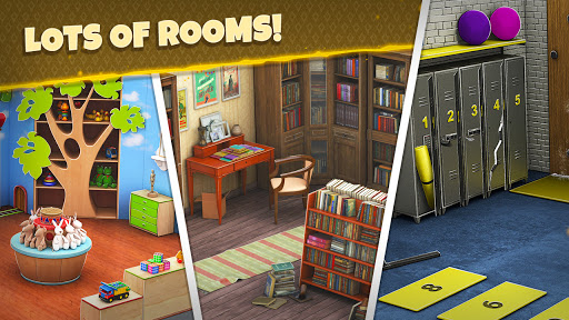 Rooms & Exits - Escape Games 1.08 screenshots 2