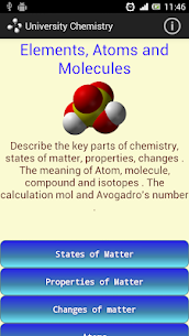 Universitary Chemistry  Apps For Pc | How To Install (Windows & Mac) 2