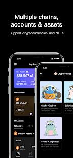 Dfox-Crypto Wallet and DeFi Portfolio