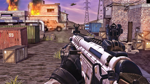 Army Games: Military Shooting Games apktram screenshots 1