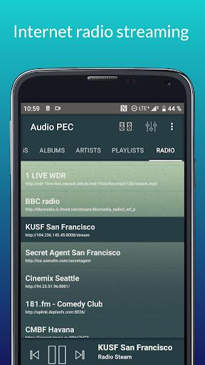 Audio PEC  screenshots 5