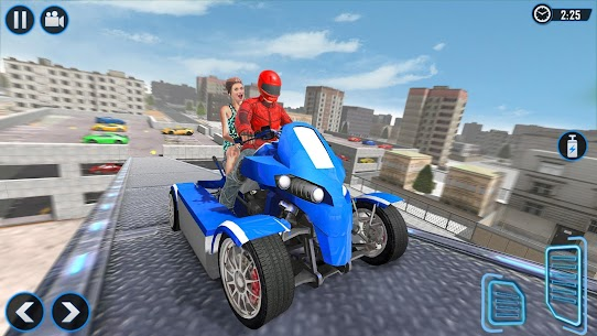 ATV Quad Bike Simulator 2021: Bike Taxi Games 3