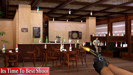 Bottle Shooting : New Action Games 3.5 screenshots 10