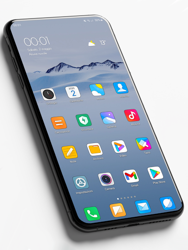 Download APK: MIUl 12 Carbon – Icon Pack v2.2.0 [Patched]
