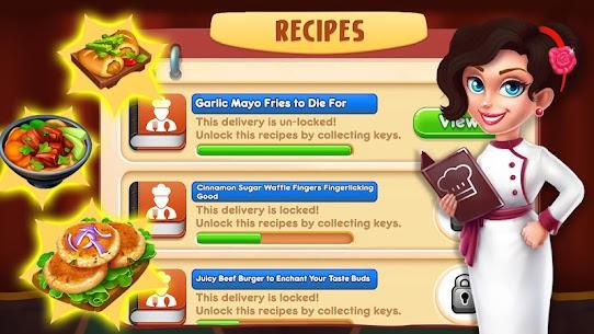 الطبخ اللذيذ: ألعاب طبخ مطعم الشيف 5
