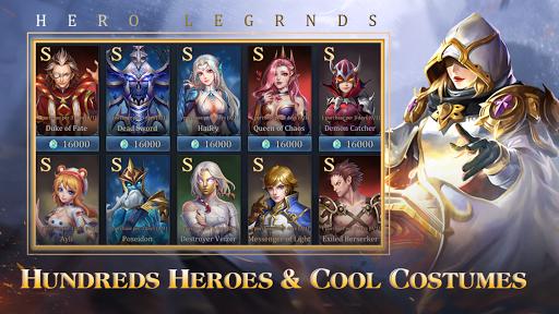 Hero Legends: Summoners Glory  screenshots 7