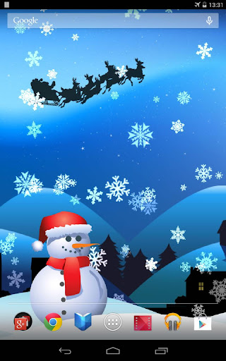Christmas Magic Live Wallpaper For PC Windows (7, 8, 10, 10X) & Mac Computer Image Number- 8