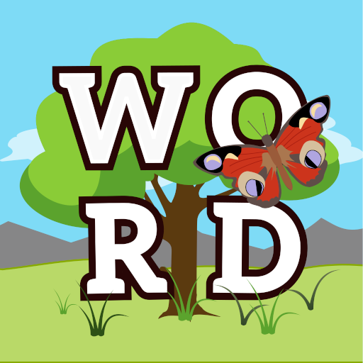 Woody Word Search - puzzle game with oak trees