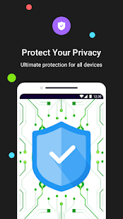 UFO VPN - Fast Proxy Unlimited & Super VPN Master Screenshot