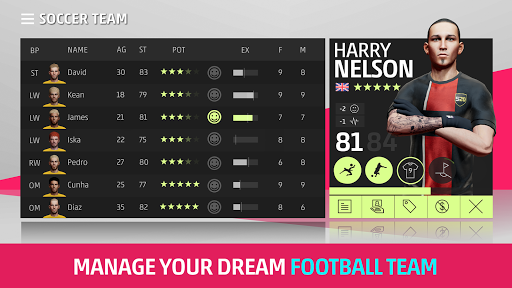 SEASON Pro Football Manager - Football Management 4.1.2 screenshots 2