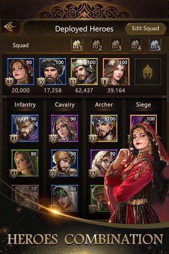 Conquerors 2: Glory of Sultans  screenshots 14