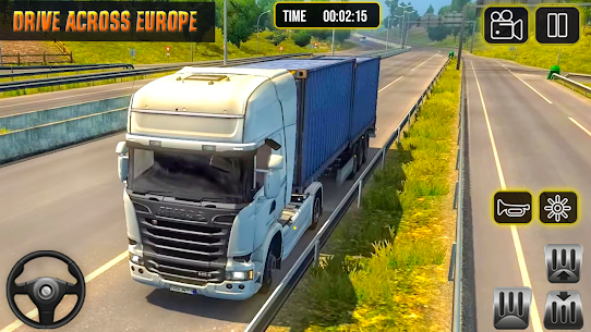 Indian Truck Driver Cargo: Free Transporter Duty 1