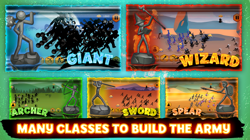 Stickman Battle 2021: Stick Fight War Apkfinish screenshots 14