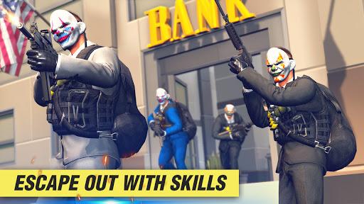 Gangster Crime Bank Robbery -Open World Games 2021 screenshots 4