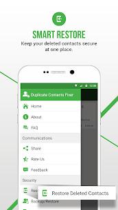 Duplicate Contacts Fixer and Remover MOD APK (Premium Unlock) 8