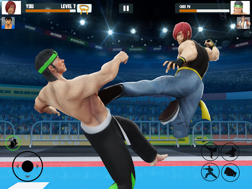 Tag Team Karate Fighting Games: PRO Kung Fu Master 2.4.1 Screenshots 8