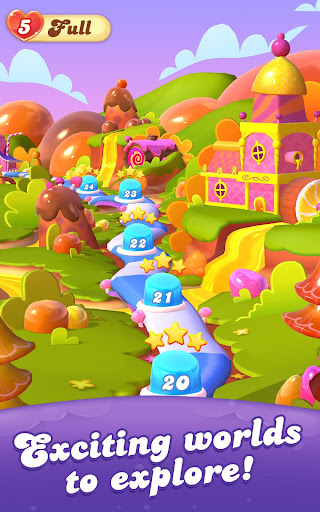 Candy Crush Friends Saga goodtube screenshots 13