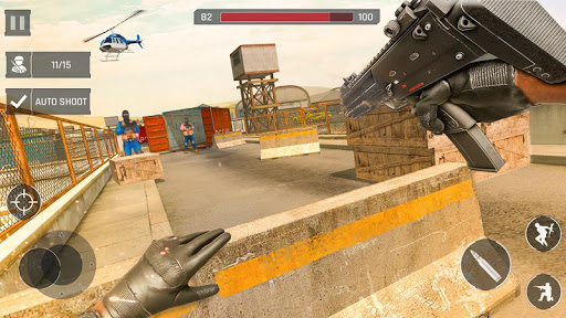 Anti Terrorism Shooter 2020 - Free Shooting Games 3.3 Screenshots 5