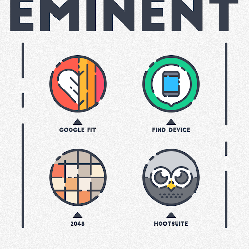 Download APK: EMINENT – ICON PACK v1.9.8 [Patched]