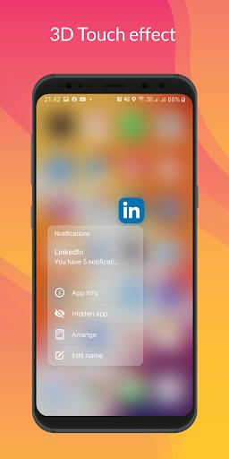 Launcher iOS 14 1.3.12 Screenshots 2