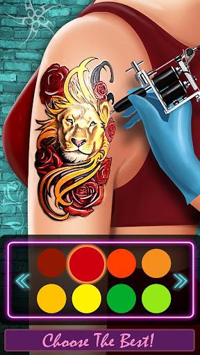 Ink Tattoo Master- Tattoo Drawing & Tattoo Maker 1.0.2 Screenshots 4