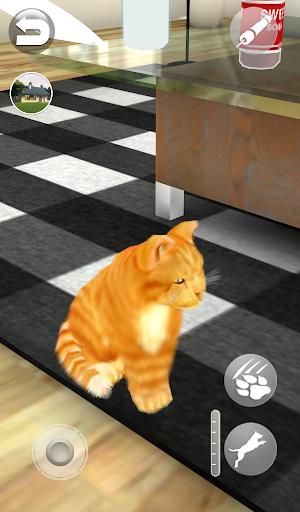 Talking Lovely Cat  screenshots 12