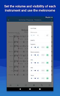 MuseScore: view and play sheet music 2.9.02 Screenshots 10