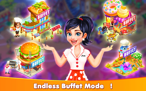 Cooking Fancy:Crazy Restaurant Cooking & Cafe Game 3.1 screenshots 4