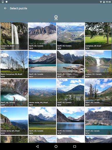 Jigsaw Puzzle: Landscapes screenshots 14