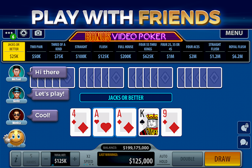 Video Poker by Pokerist 39.5.1 screenshots 5