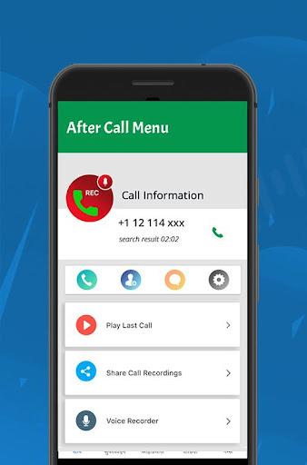 acr - automatic call recorder - caller id screenshot 3