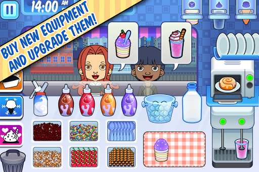 My Ice Cream Truck:ud83cudf67Make Sweet Frozen Dessertsud83cudf66  screenshots 3