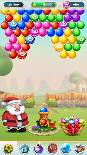 Christmas Games - Bubble Pop 4.0 screenshots 5