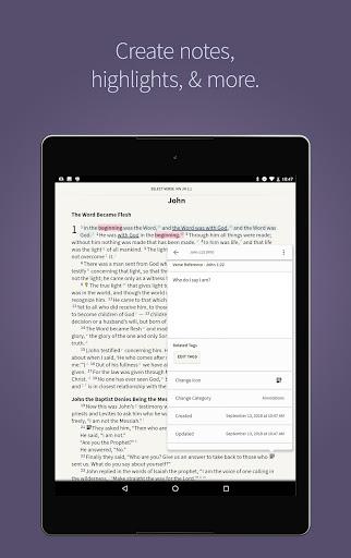 Bible App by Olive Tree 7.9.1.0.338 Screenshots 13