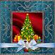 クリスマスフォトフレーム